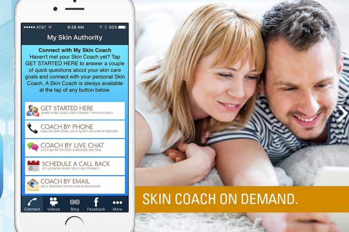 Skin Coach on Demand