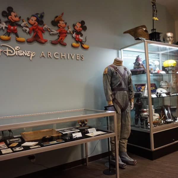 Take A Look Inside The Walt Disney Archives #PiratesLifeEvent