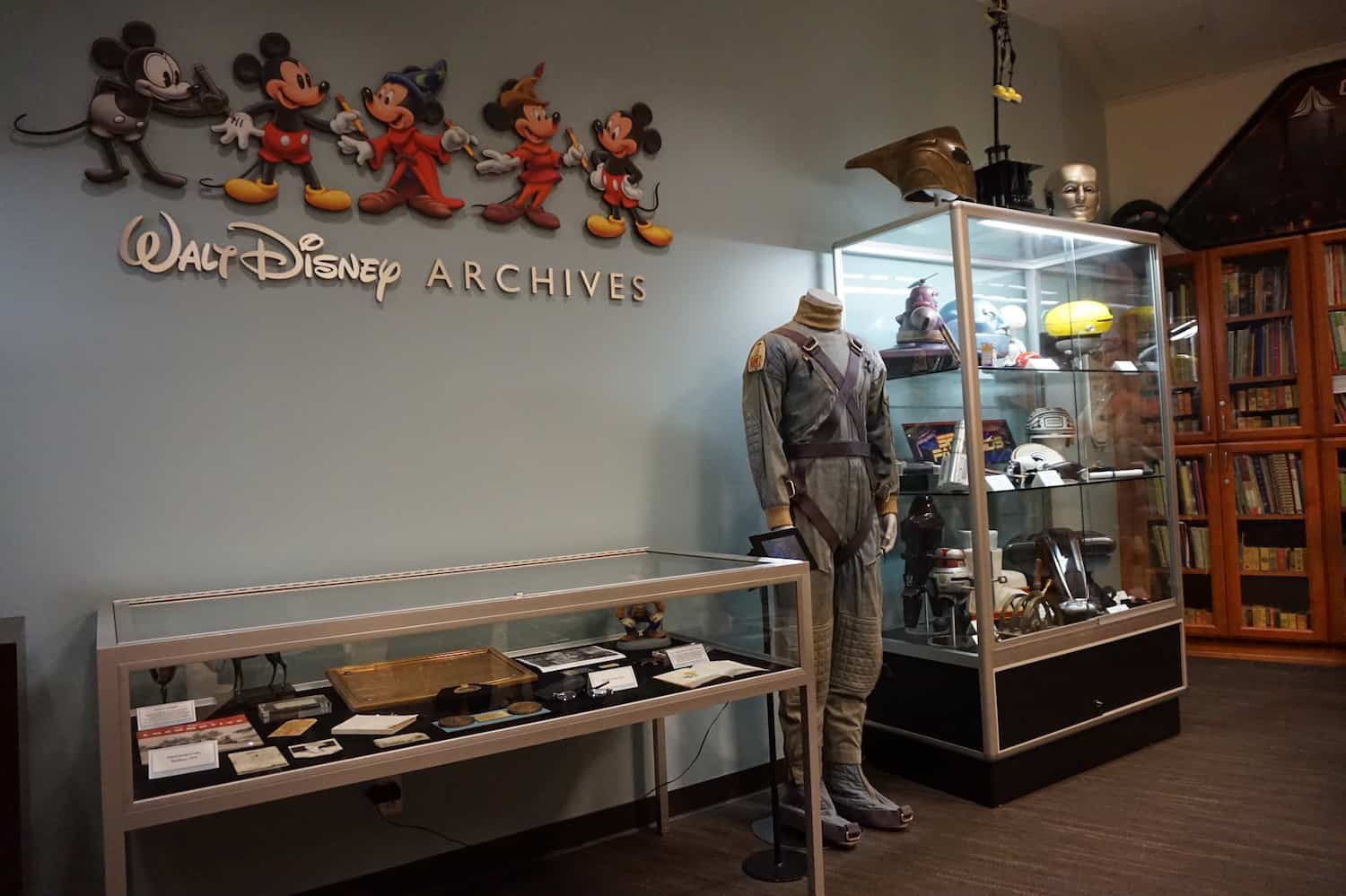 Walt Disney Archives Display 1 5 Minutes For Mom