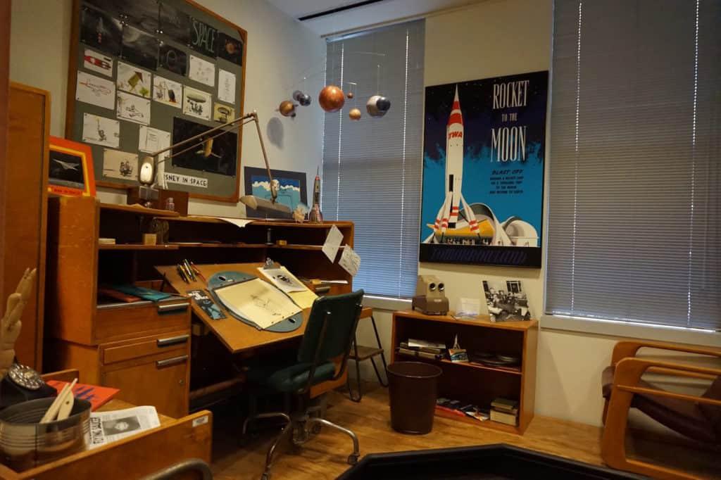 Walt Disney Archives - Traditional Animators Desk