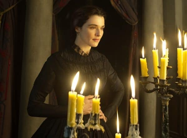 My Cousin Rachel: An Interview with Film Star Rachel Weisz