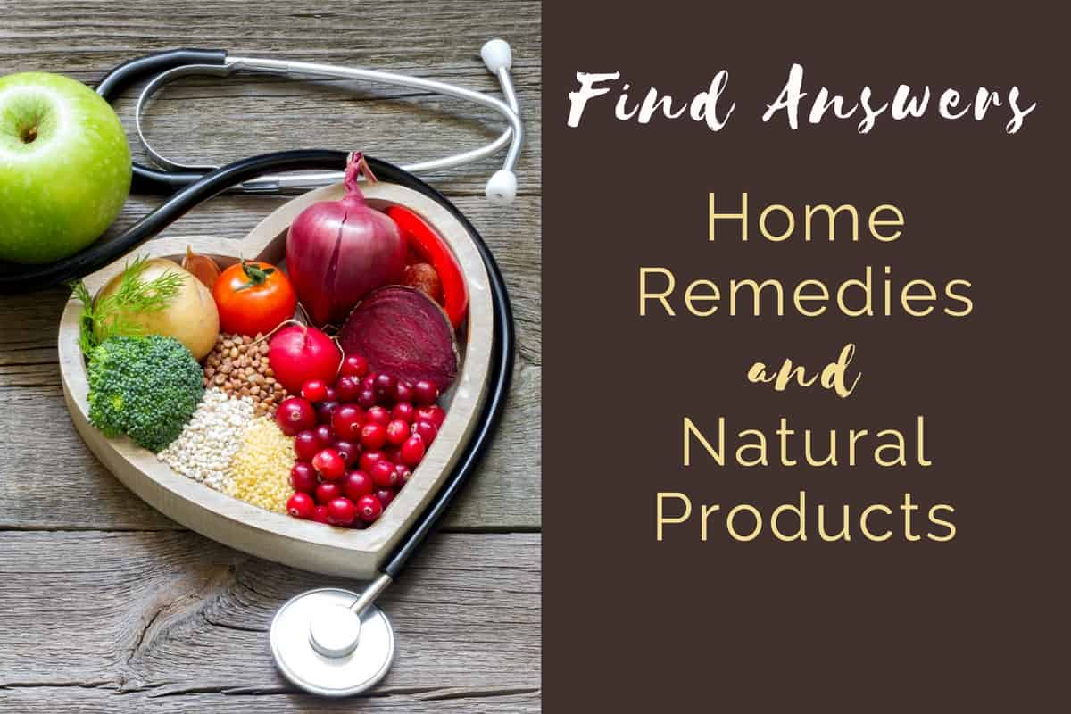 Answers - Home Remedies and Natural Products