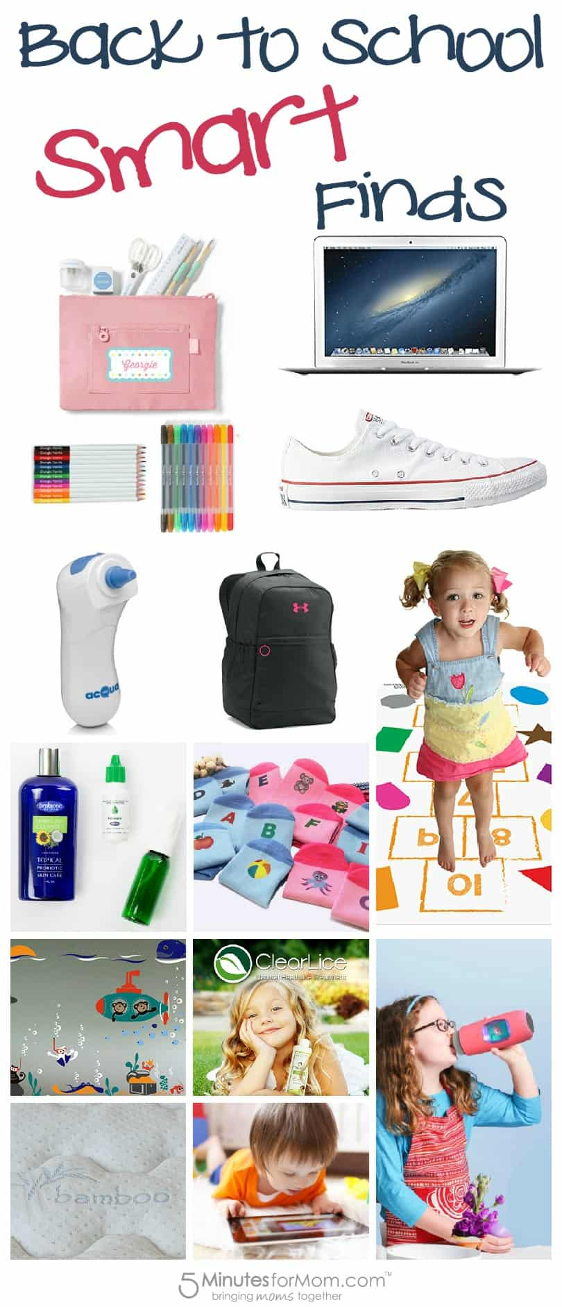 Back to School Shopping Guide - BTS Smart Finds