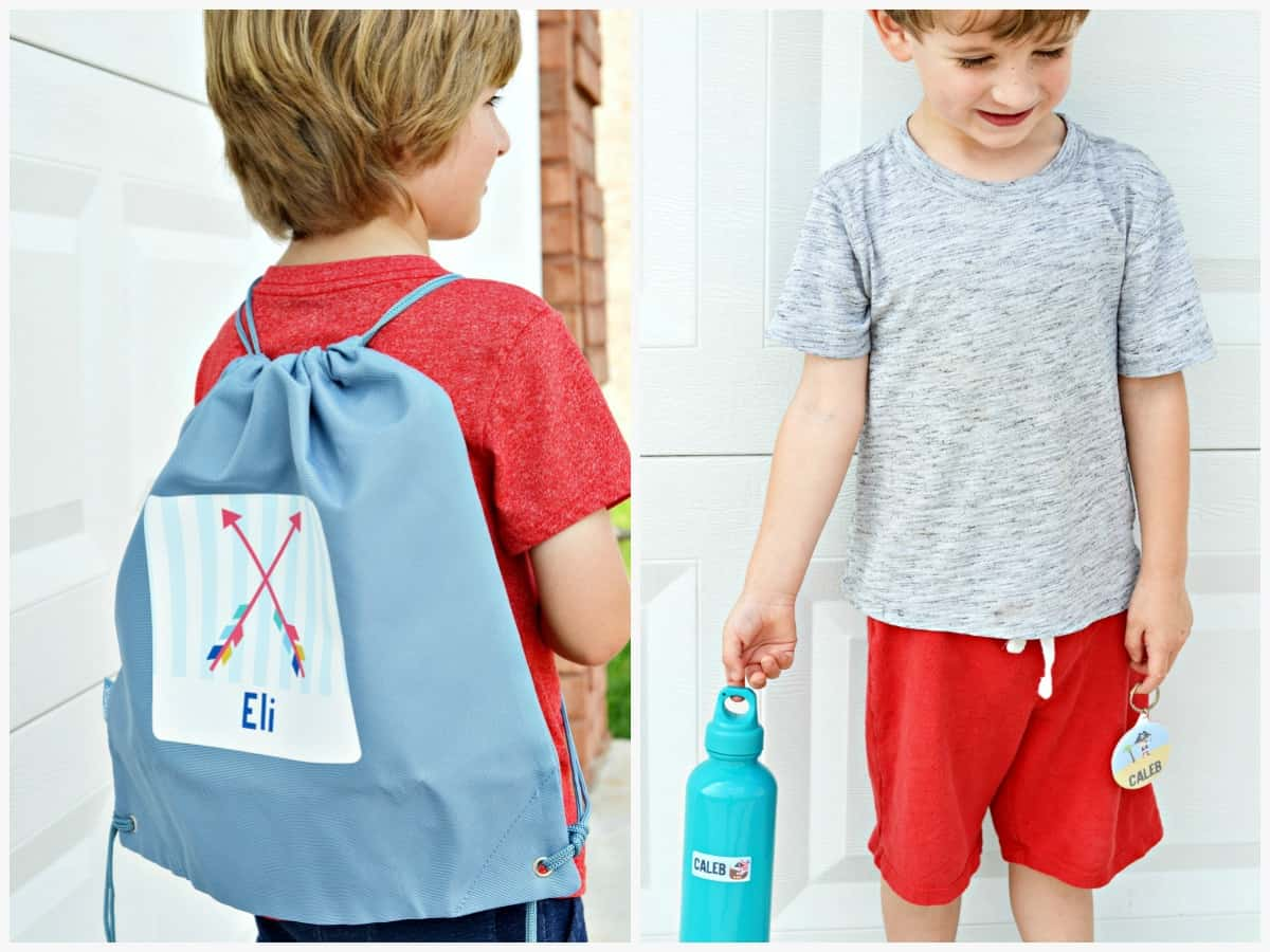 Personalized School Supplies for Back to School