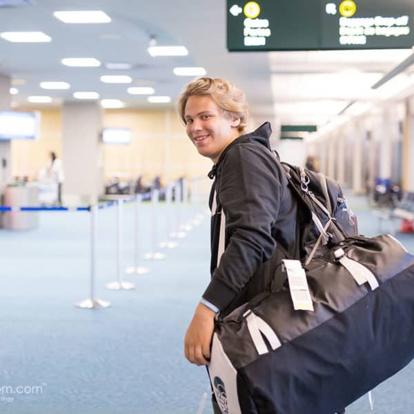 Packing and Preparing Your Teen for International Travel