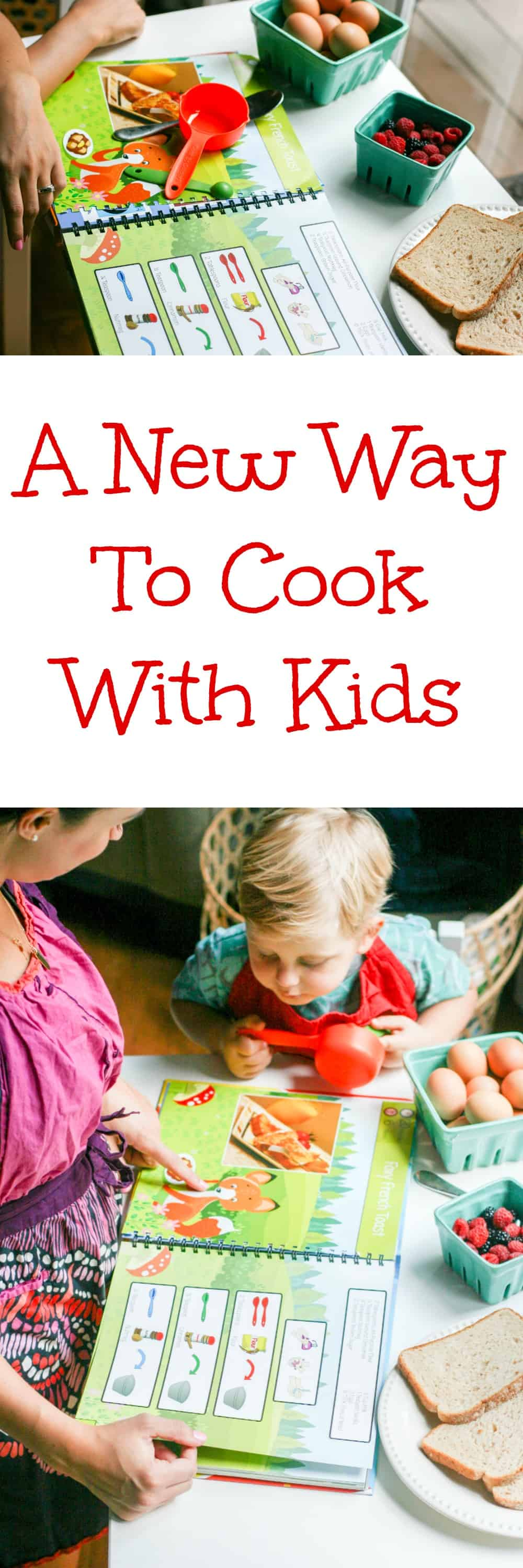 A New Way To Cook With Kids