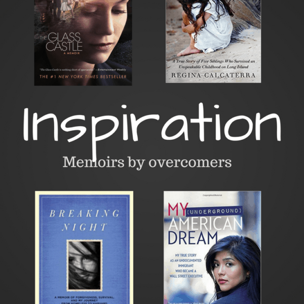 The Best Memoirs from Overcomers