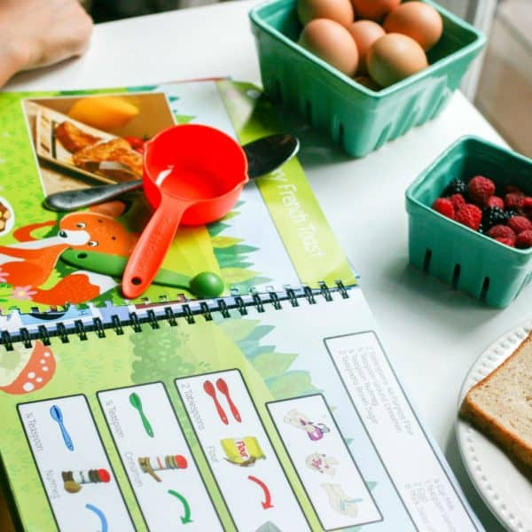 Cook By Colours – A New Way To Cook With Kids