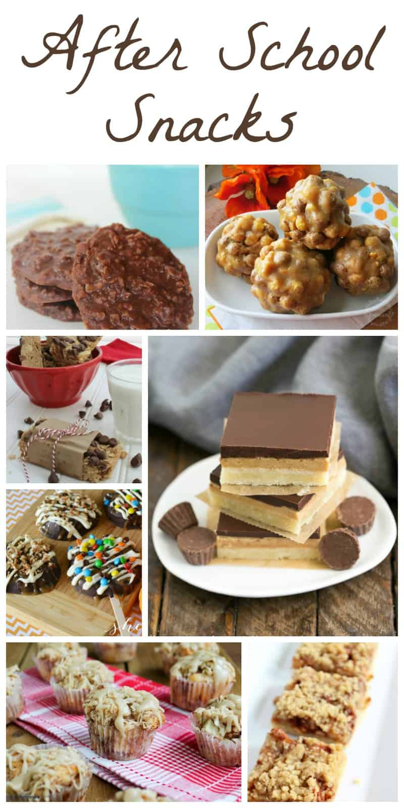 Delicious Dishes After School Snacks