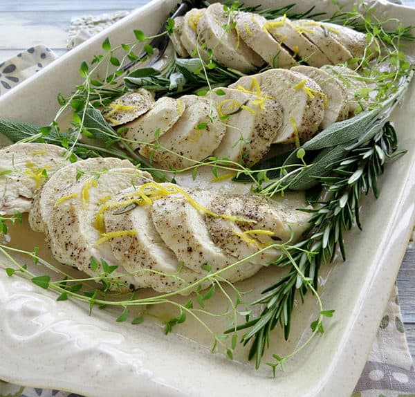 Herb Roasted Chicken Breasts Recipe
