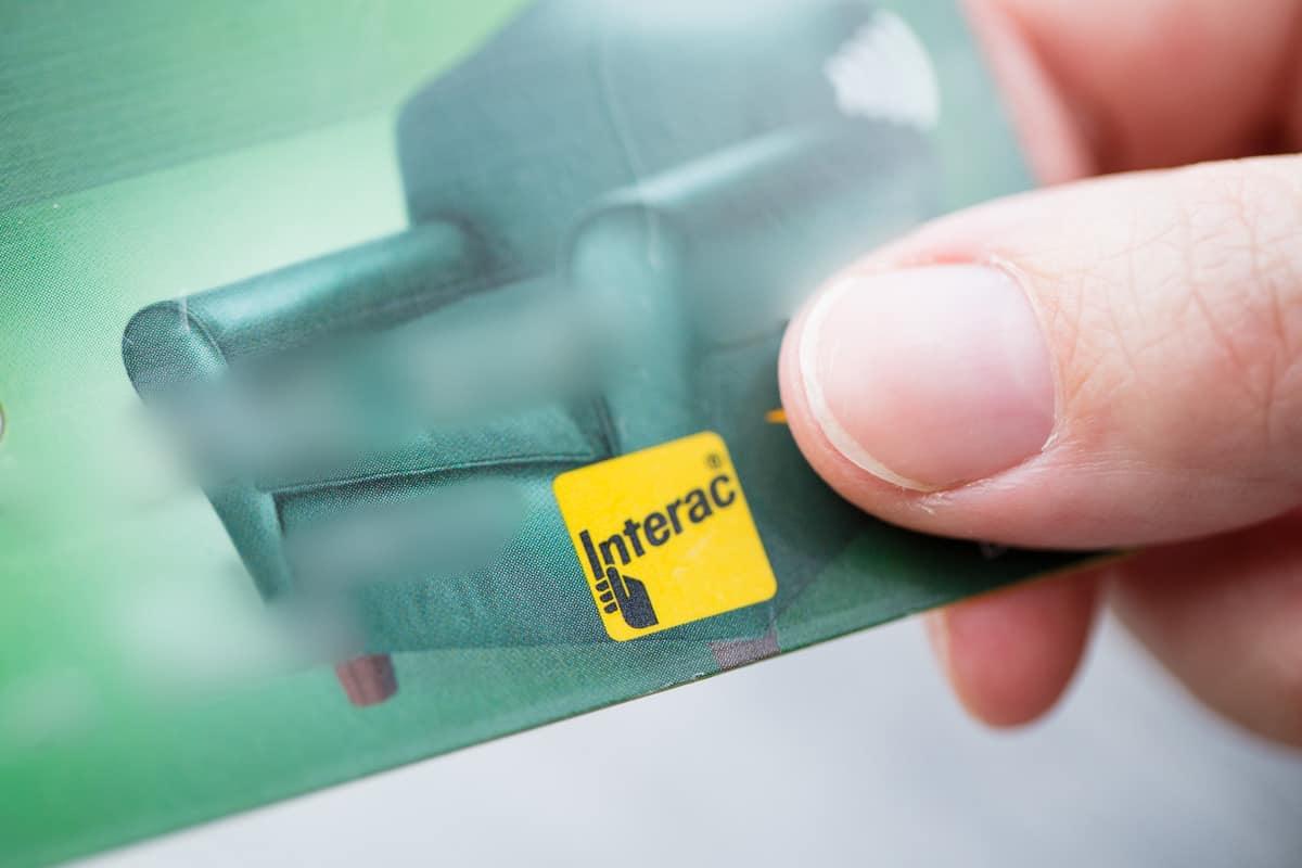 Interac Card