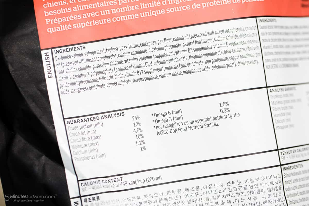 Understanding Nutrition Labels On Pet Food 5 Minutes For Mom