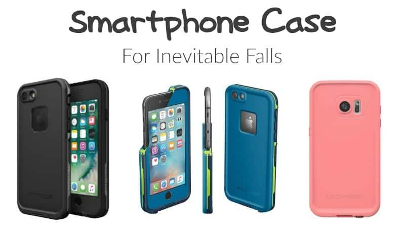 Smartphone Case for Inevitable Falls