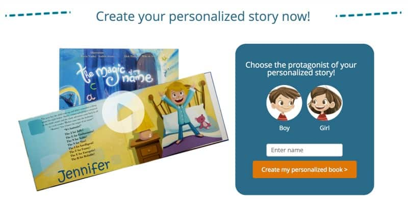 The Magic of My Name - Create Your Personalized Book
