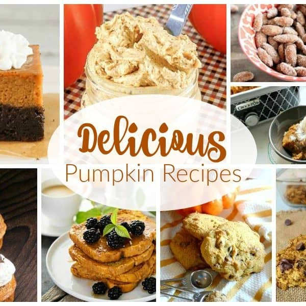 Favorite Pumpkin Recipes and our Delicious Dishes Recipe Party