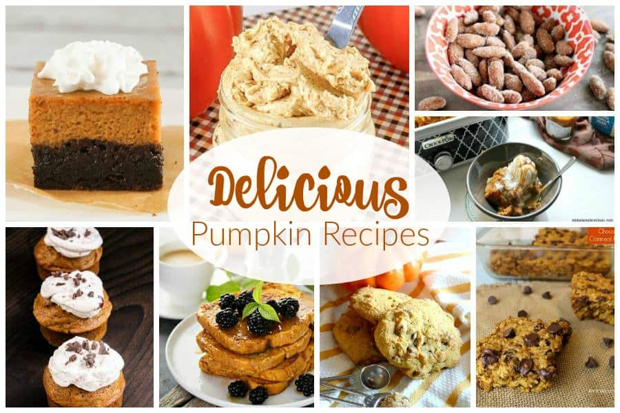Delicious Pumpkin Recipes - Fall Comfort Food
