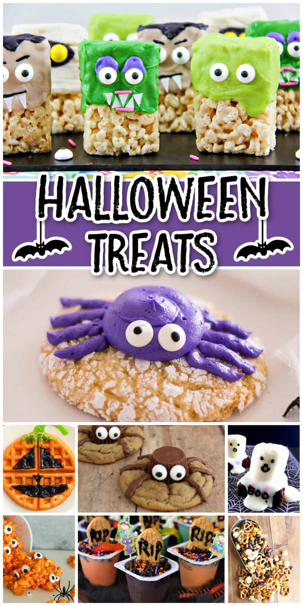 Halloween Recipes - Spooky Treats Kids Will Love