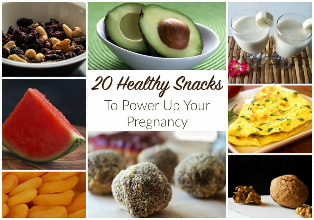 20 Healthy Snacks to Power Up Your Pregnancy
