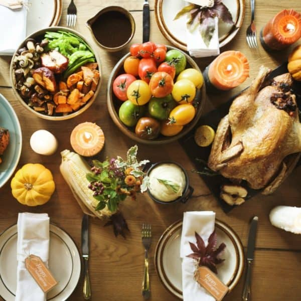 Dependable Hosting Tips for Thanksgiving Dinner Parties