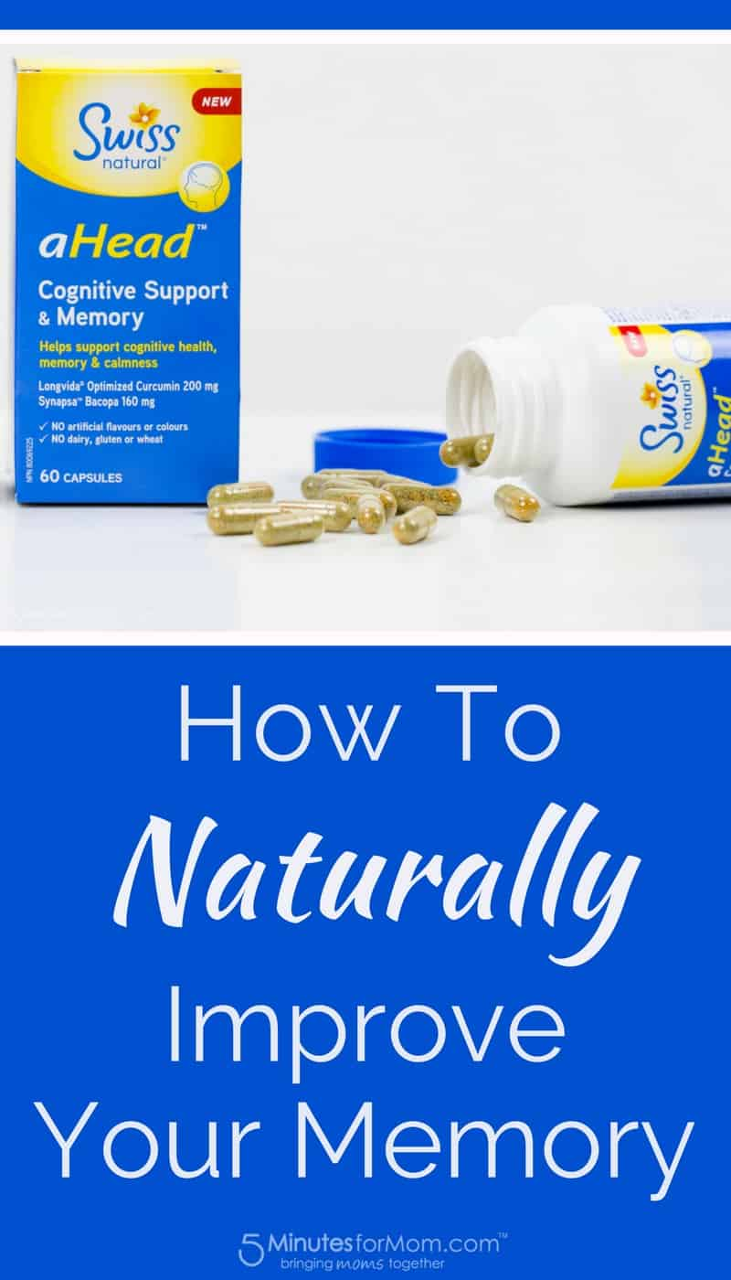 How To Naturally Improve Your Memory And Keep Your Brain Healthy