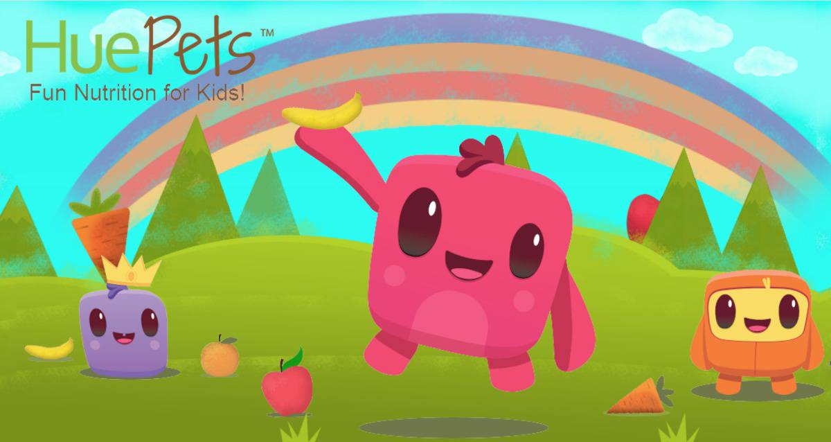 HuePets Fun Nutrition For Kids
