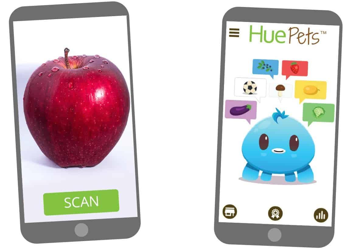 HueTrition HuePets App