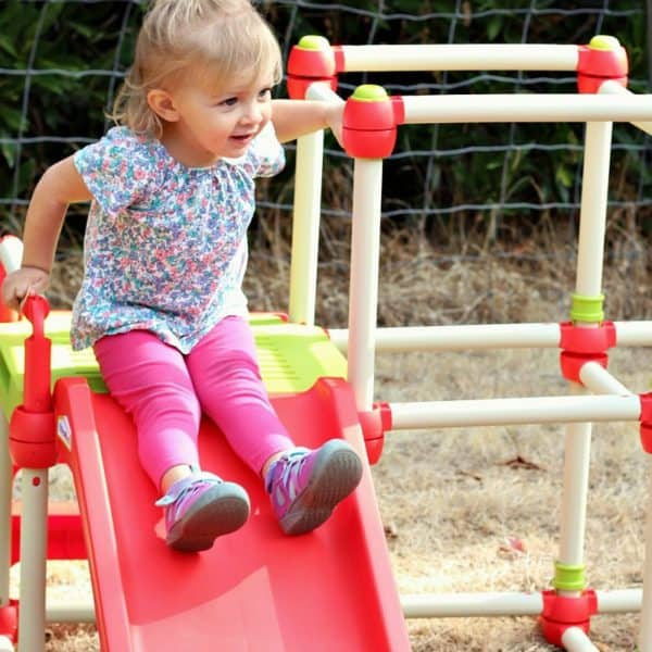 Lil Monkey Olympus Climber Gym – Keep Your Little Kids Active And Happily Occupied