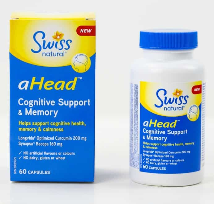Swiss Natural aHead Cognitive Support and Memory