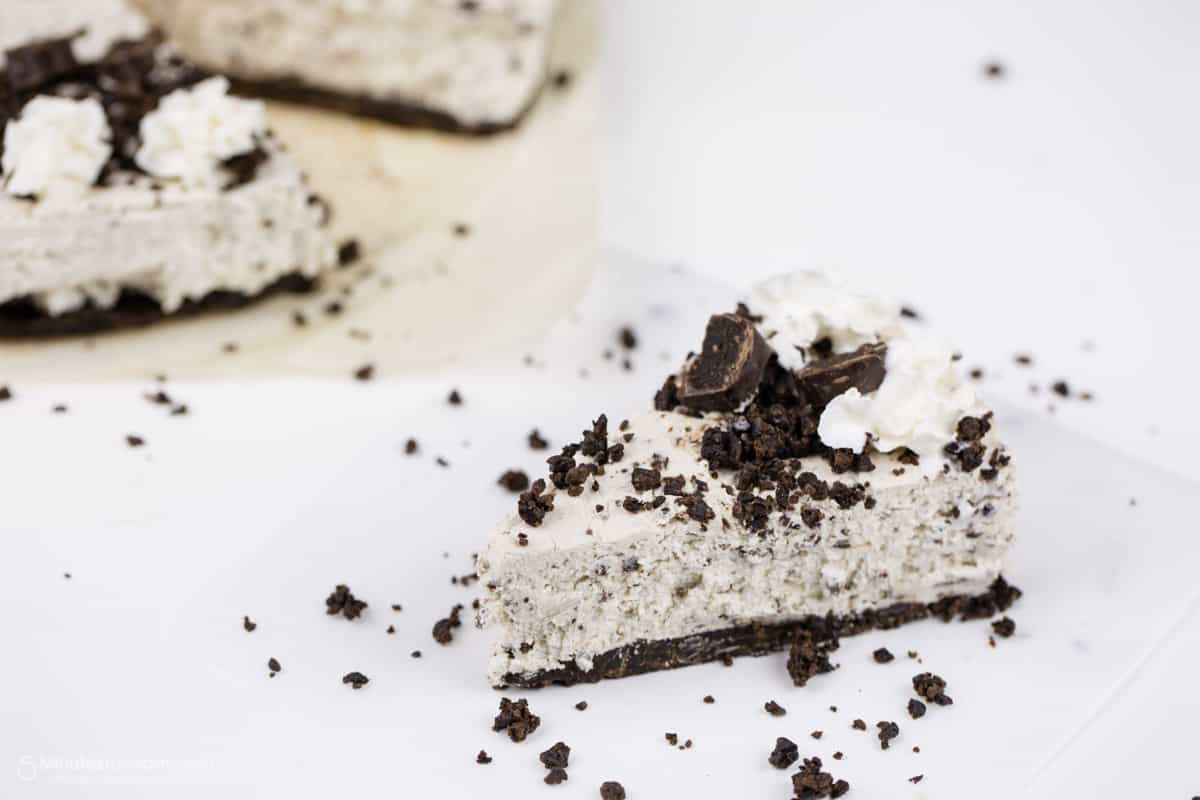 Whippet Sticks Cookies n Cream Cheesecake
