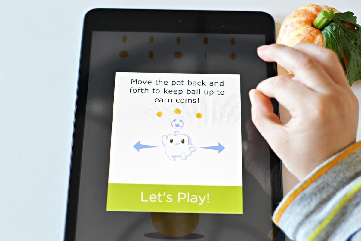 game on hue pets app