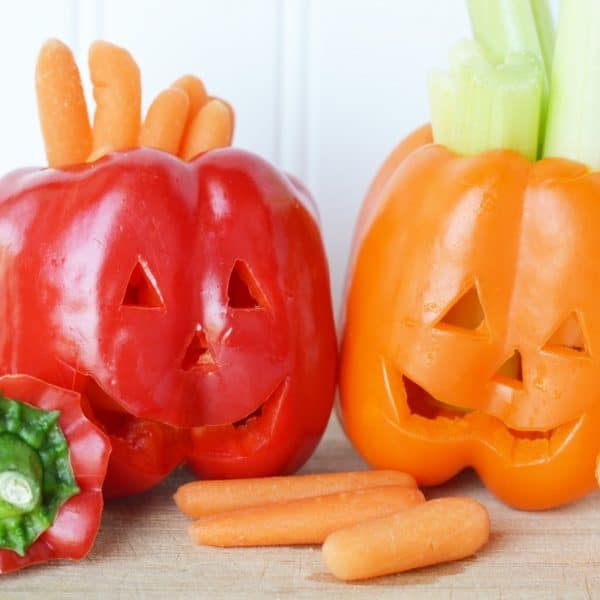 Healthy Halloween Snacks and More Fall Fun Ideas From HueTrition