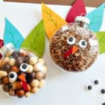 Turkey Treats for Thanksgiving – Easy Fall Craft