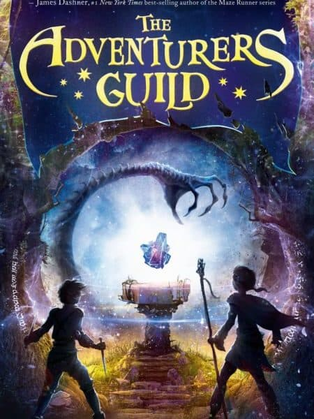 The Adventurers Guild Book for Young Readers