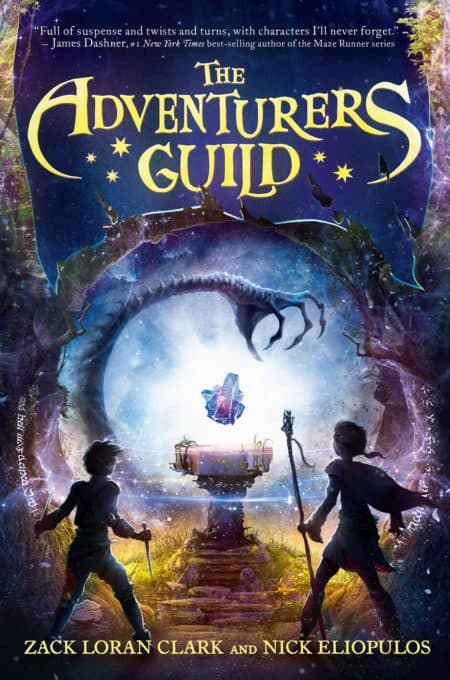 The Adventurers Guild - Book for Young Readers