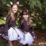DIY Deer Costume – How to Make a Fawn Costume
