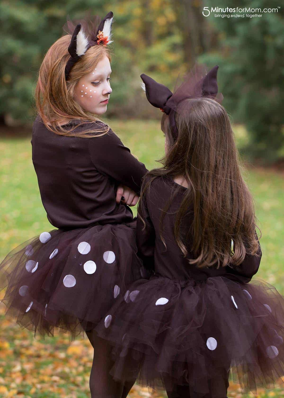 How to make a  deer costume