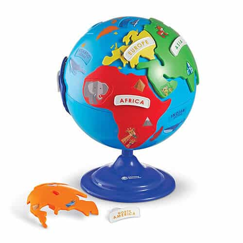 Gift Ideas for Kids - Learning Resources Puzzle Globe