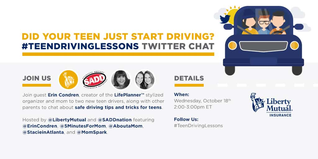 Liberty Mutual Twitter Chat