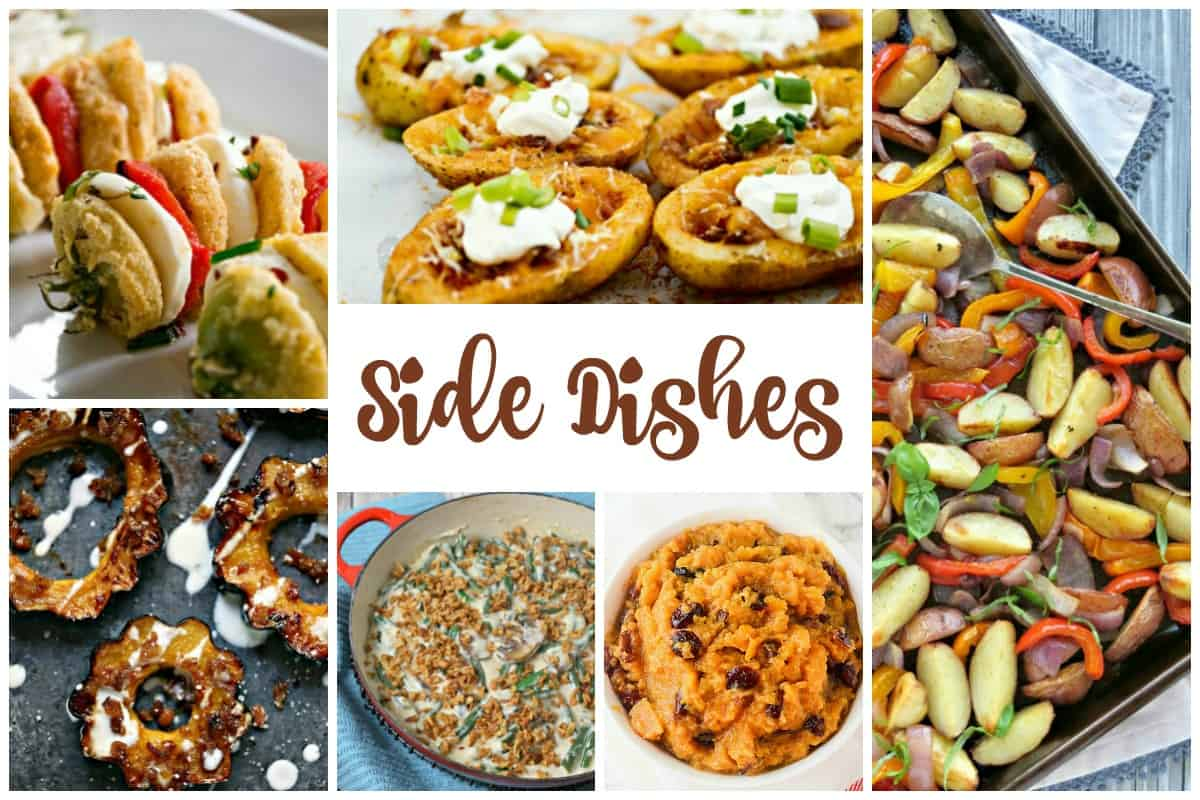 Tasty Side Dishes