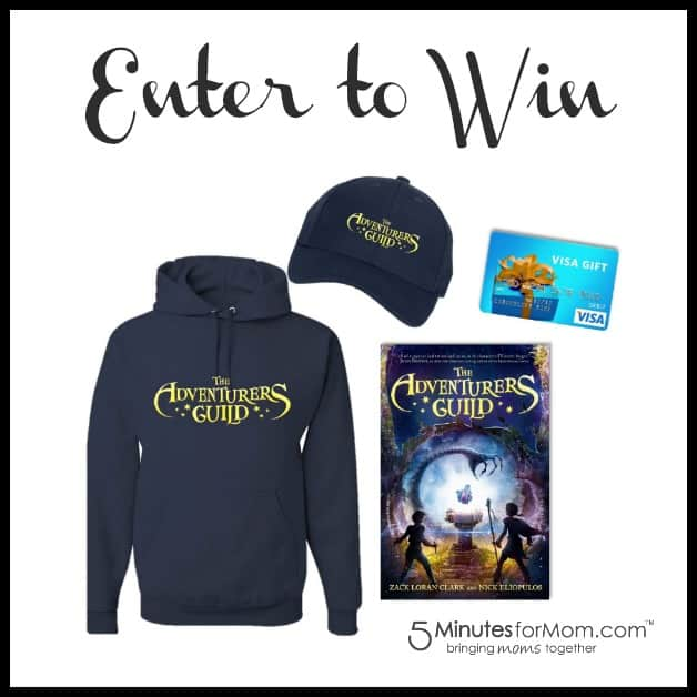 The Adventurers Guild Book For Young Readers Giveaway