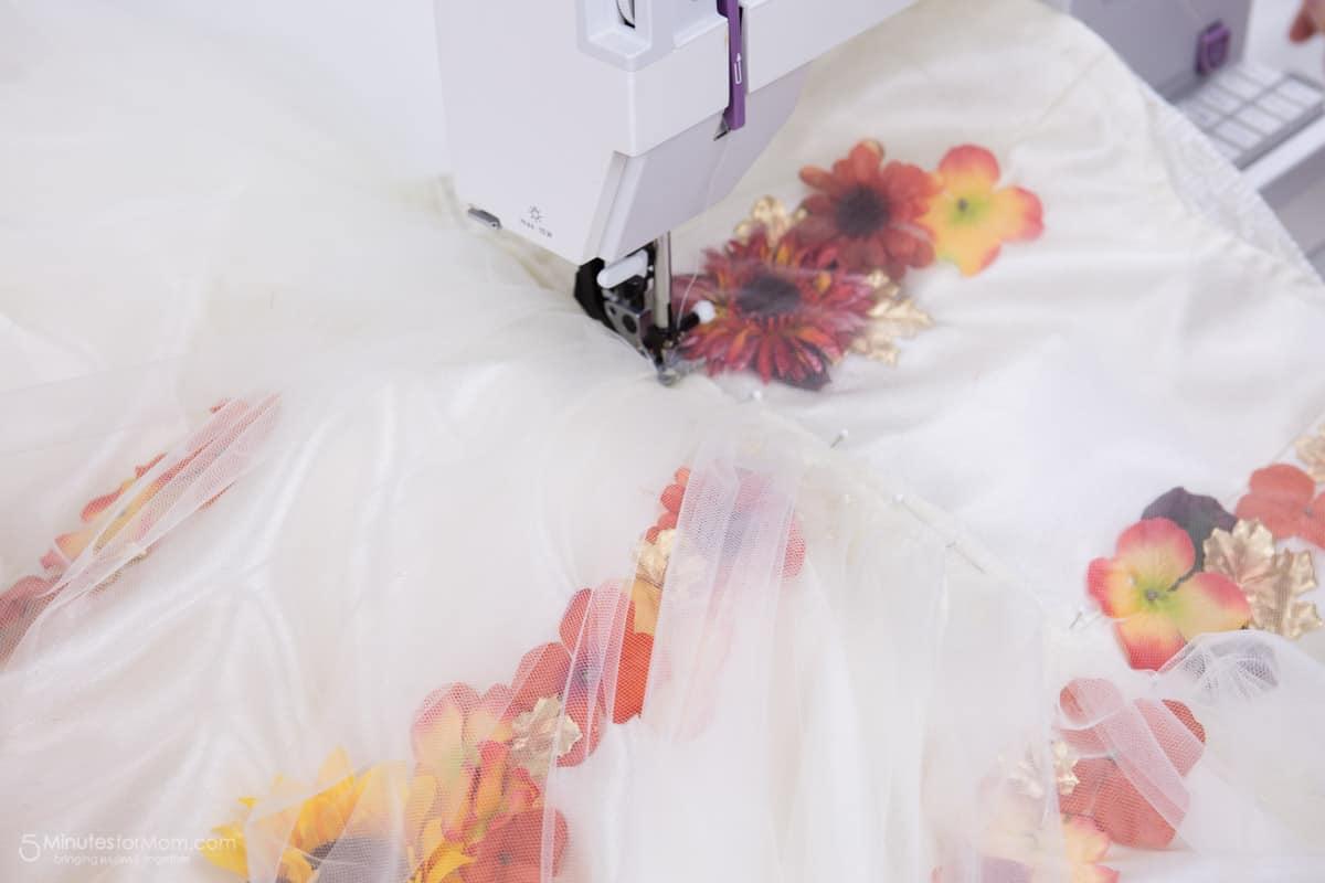 Fall Fairy Costume