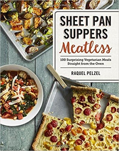 Sheet Pan Suppers Meatless, Cookbook Review