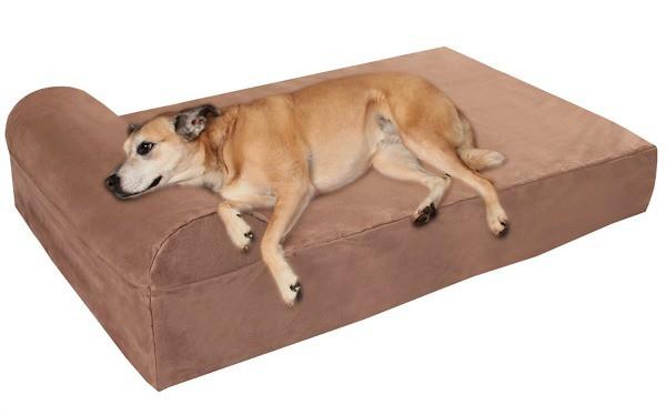 Big Barker Bed - Dog Bed for Large Dogs