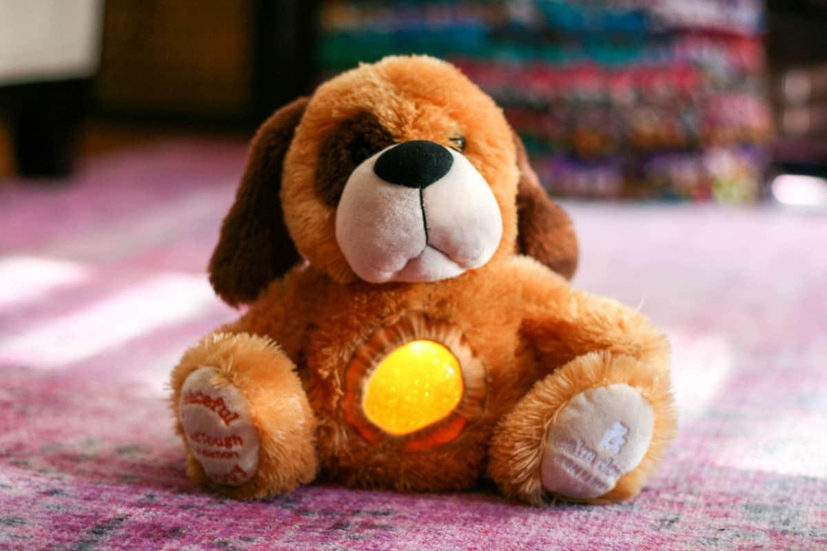 Calm Down Companion - Peaceful Puppy