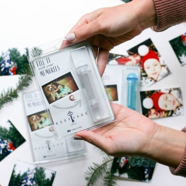 Turning Moments into Memories with Keepsake Capsule