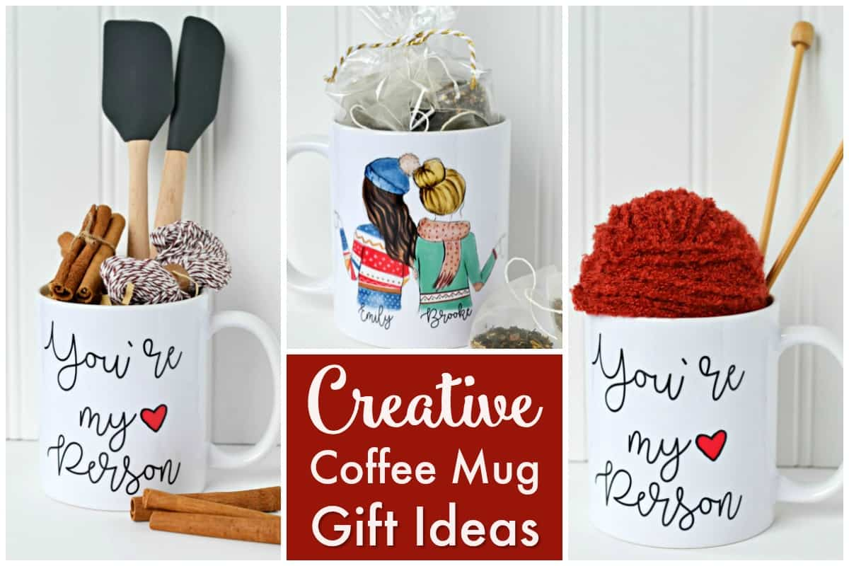 Unique Gift Ideas: Creative Coffee Mug Gift Ideas To Make Your Friends And