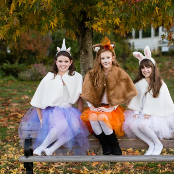 DIY Halloween Girls Costumes