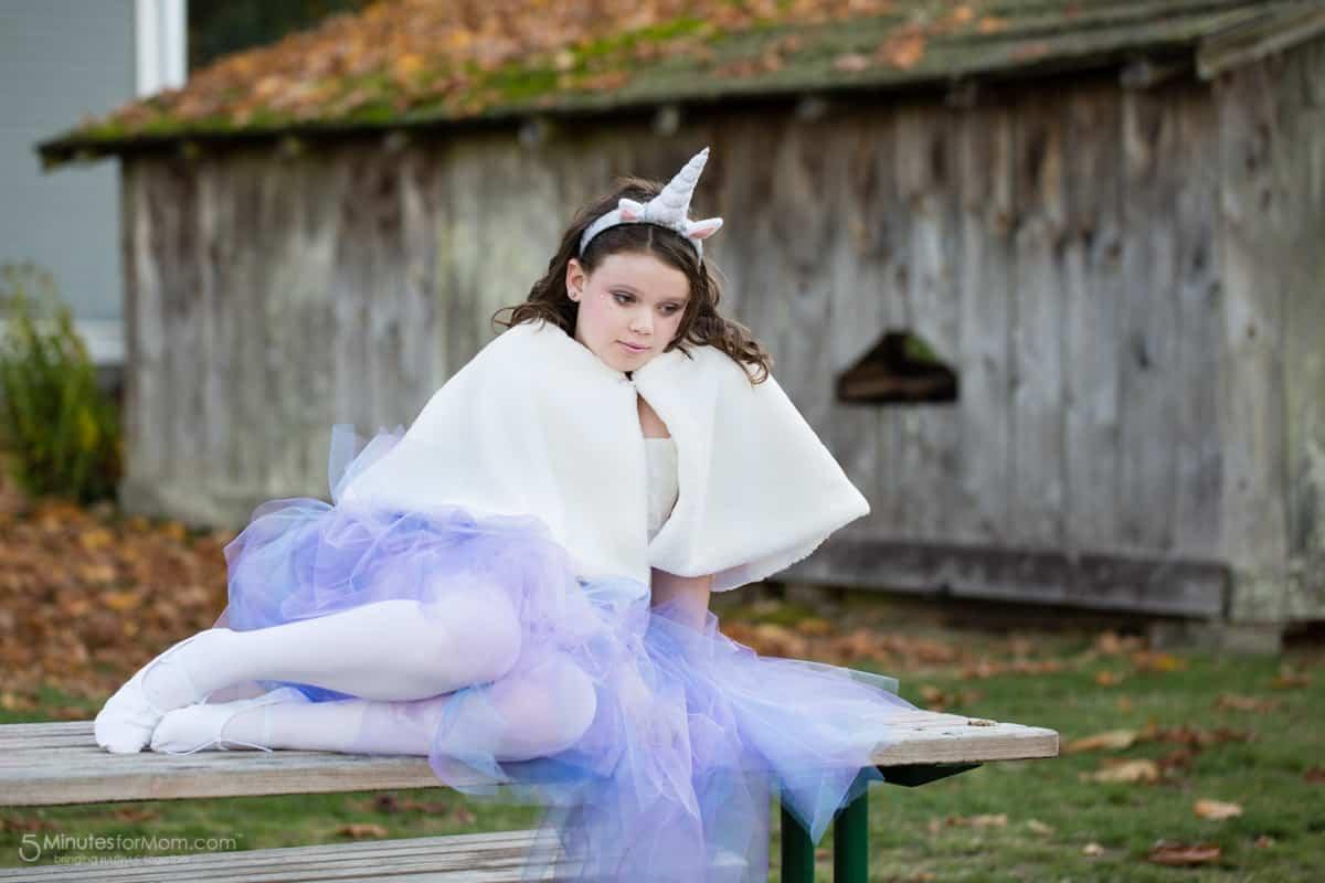 Diy Unicorn Costume 6230 5 Minutes For Mom