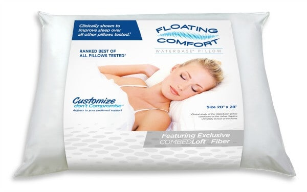 Floating Comfort Pillow