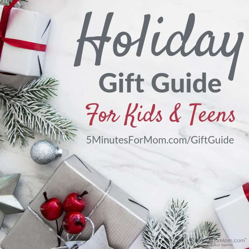 Gift Guide for Kids and Teens